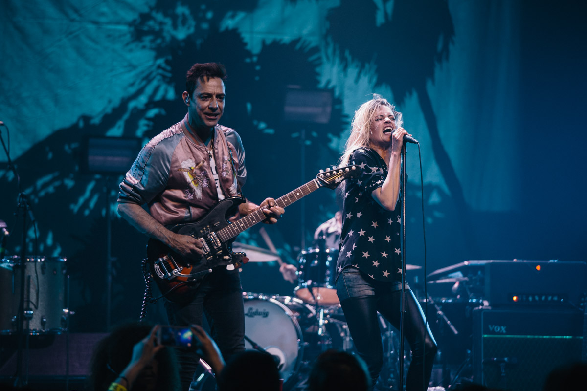 Listen To The Kills Epic Performance on Conan