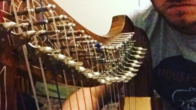 Harp Metal feat Rob Scallon