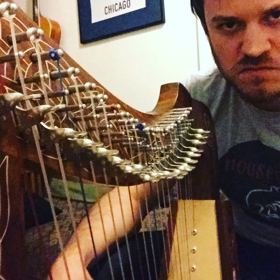 Harp Metal feat Rob Scallon