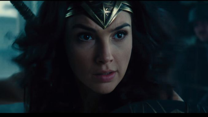 The First Wonder Woman Trailer Has Arrived!