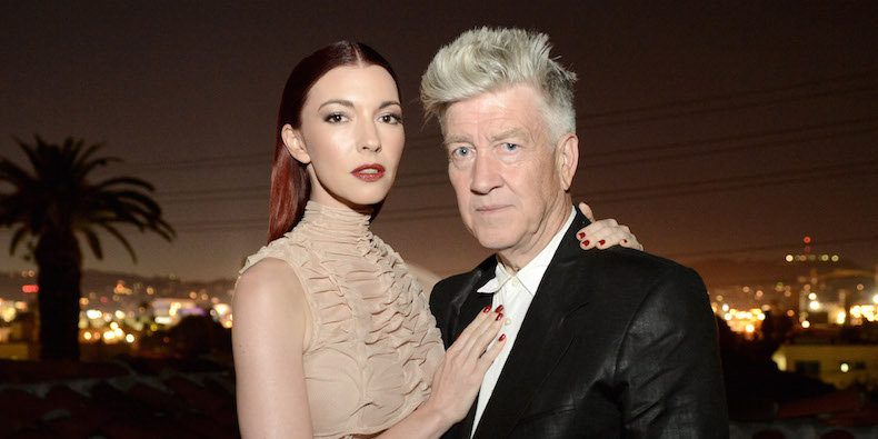 Listen To The New EP From David Lynch and Chrysta Bell