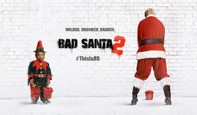 Watch The New BAD SANTA 2 Red Band Trailer