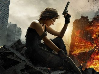 New Trailer! Resident Evil: The Final Chapter, watch now