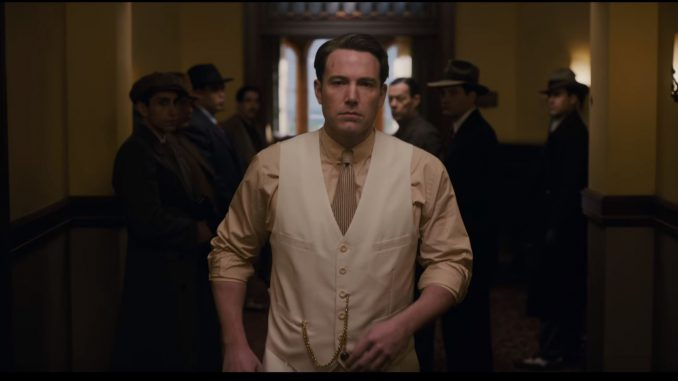 Watch The New Trailer Of Dennis Lehane´s Live By Night With Ben Affleck