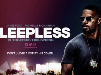 Watch Jamie Foxx in new Sleepless Trailer