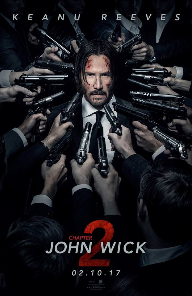 Here Is The New John Wick: Chapter 2 Trailer 'Good To See You Again'