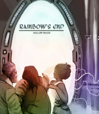 Check Out Hollow Water´s New Prog Rock Album 'Rainbows End'