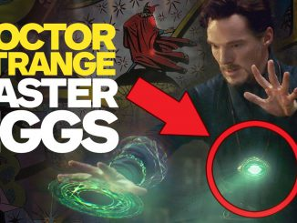 13 COOLEST Doctor Strange Easter Eggs, References and Trivia (SPOILERS!)