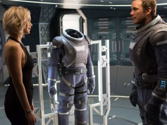 Watch The New Cool Sci-Fi Clip With Jennifer Lawrence ''Passengers""