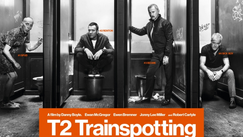 The First Trainspotting 2 Trailer Is here!