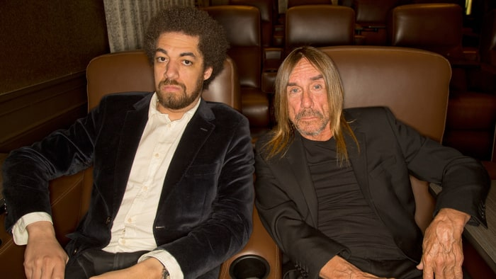 Listen To The New Danger Mouse Produced Iggy Pop Track 'Gold'