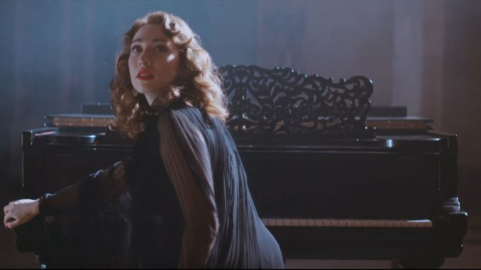 """Watch The New Music Video From Regina Spektor – """"Black And White"""""""