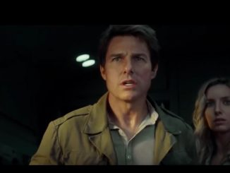 Watch Tom Cruise in THE MUMMY Trailer + Zero Gravity Featurette!