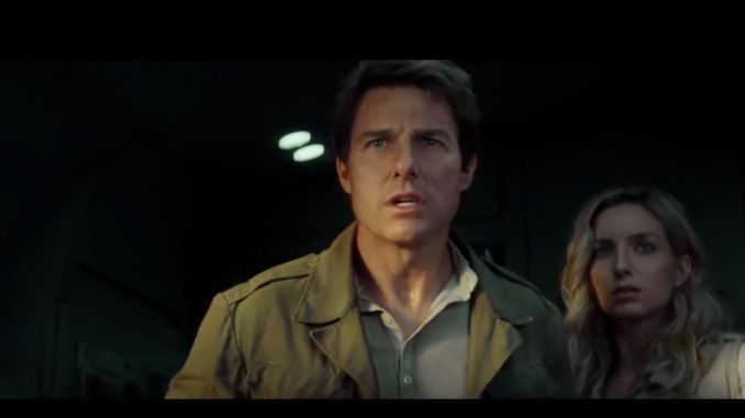 Watch Tom Cruise in THE MUMMY Trailer + Zero Gravity Featurette!