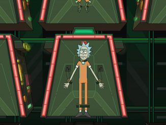 A look at Rick Sanchez exciting life behind bars. | Rick & Morty