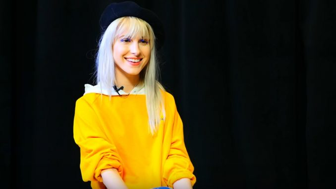 Watch The Extensive Paramore: Hayley Williams Interview
