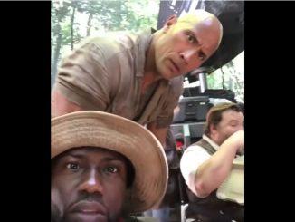 JUMANJI 2 Trailer Tease (Dwayne Johnson, Jack Black, Kevin Hart)