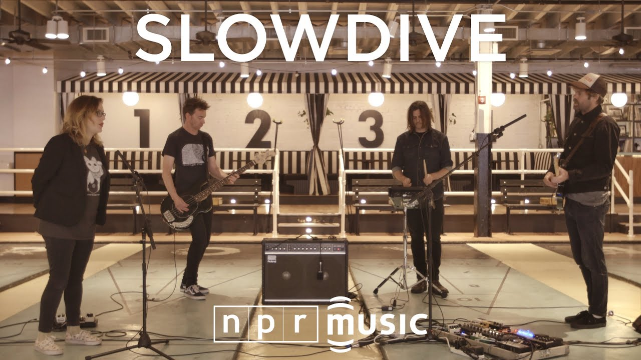 Watch: Slowdive: NPR Music Field Recordings