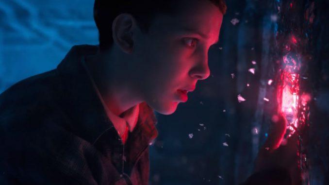 "Netflix: Stranger Things: Season 2 Comic Con ""Thriller"" Trailer"
