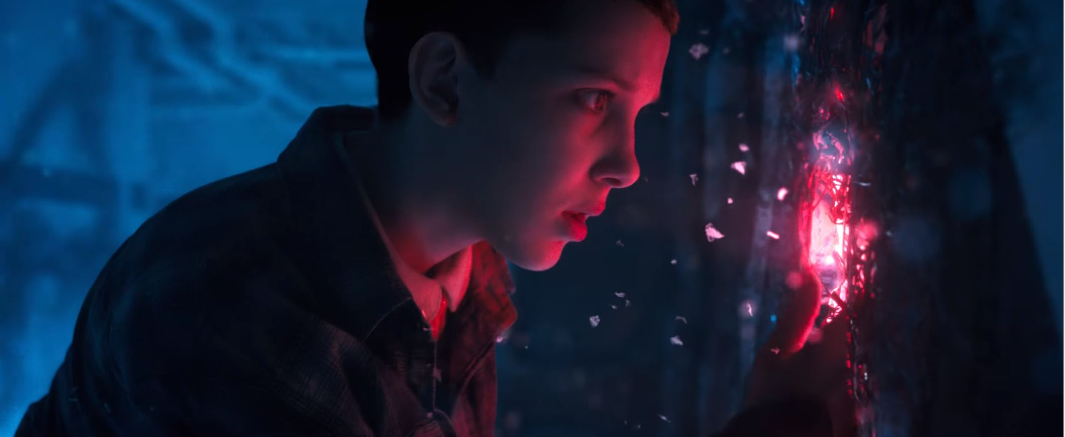 "Netflix: Stranger Things: Season 2 Comic Con ""Thriller"" Trailer"