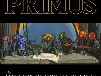 Listen To The New Crazy Track From Primus - The Seven