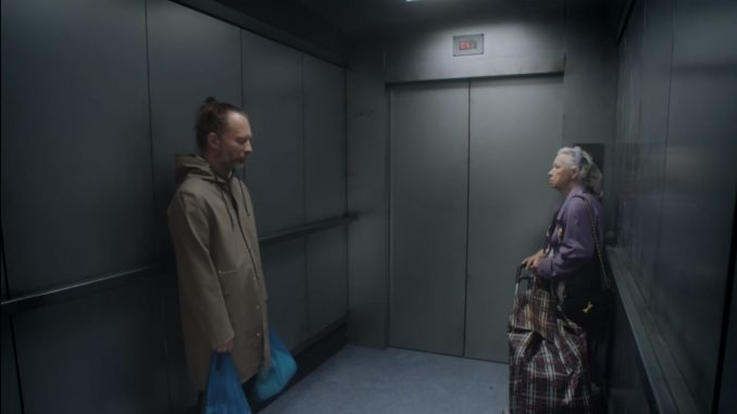 """New Video From Radiohead """"Lift"""""""