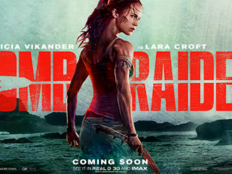 The New Tomb Raider Trailer Is Here