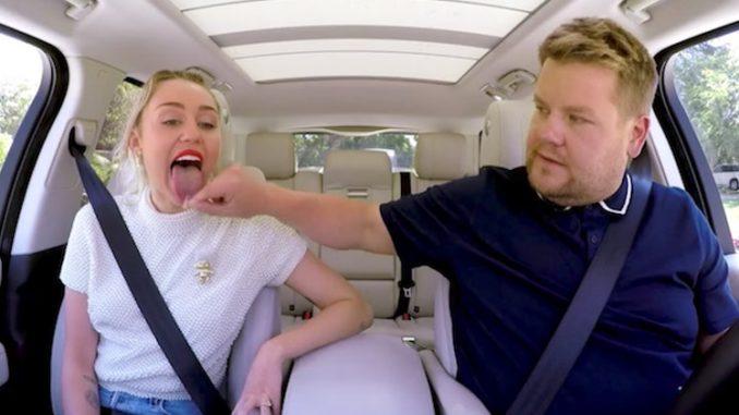 Miley Cyrus Carpool Karaoke