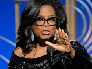 Oprah Winfrey Golden Globes Cecil B. DeMille Award Acceptance Speech