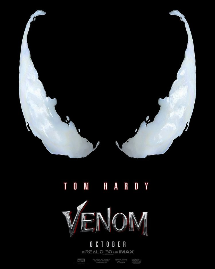 Watch The New VENOM Teaser Trailer Featuring Tom Hardy