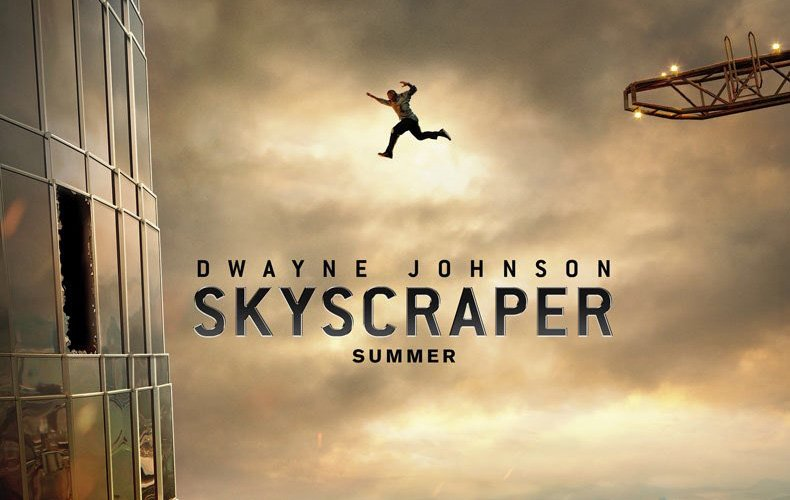 Skyscraper -with Dwayne Johnson Official Trailer Premiere