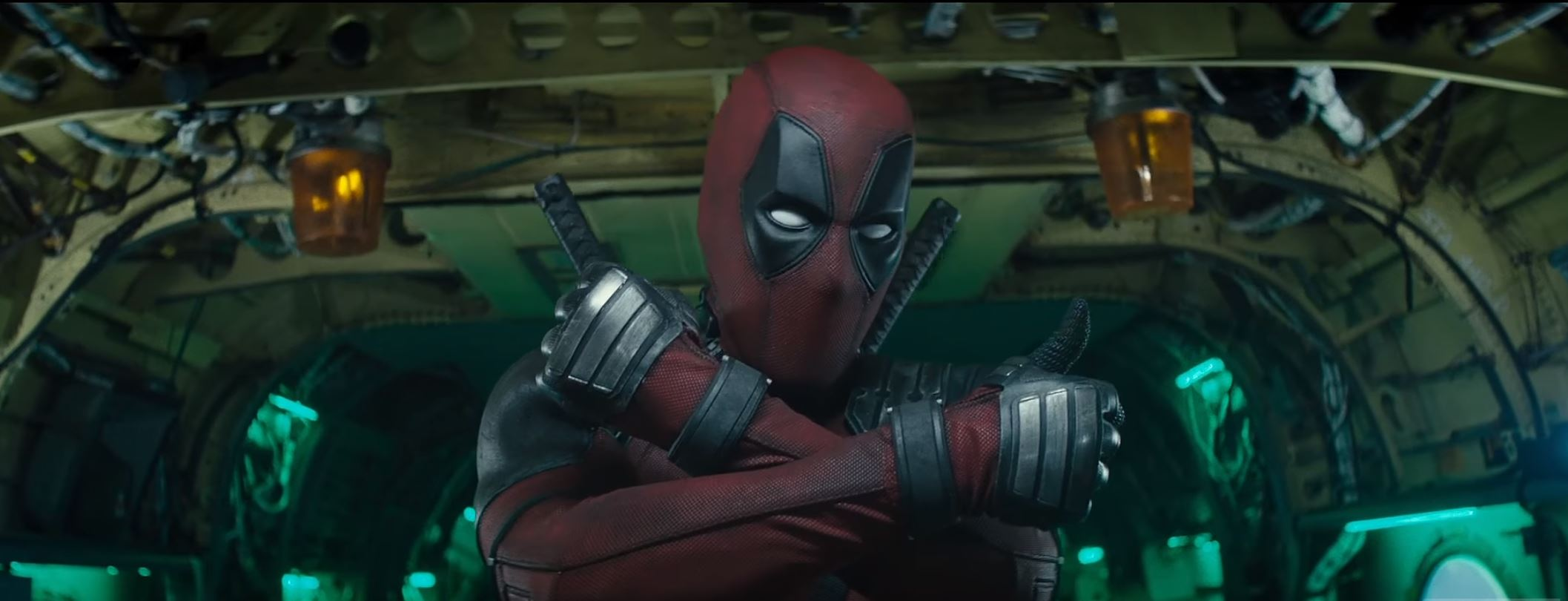 DEADPOOL 2 Trailer #3