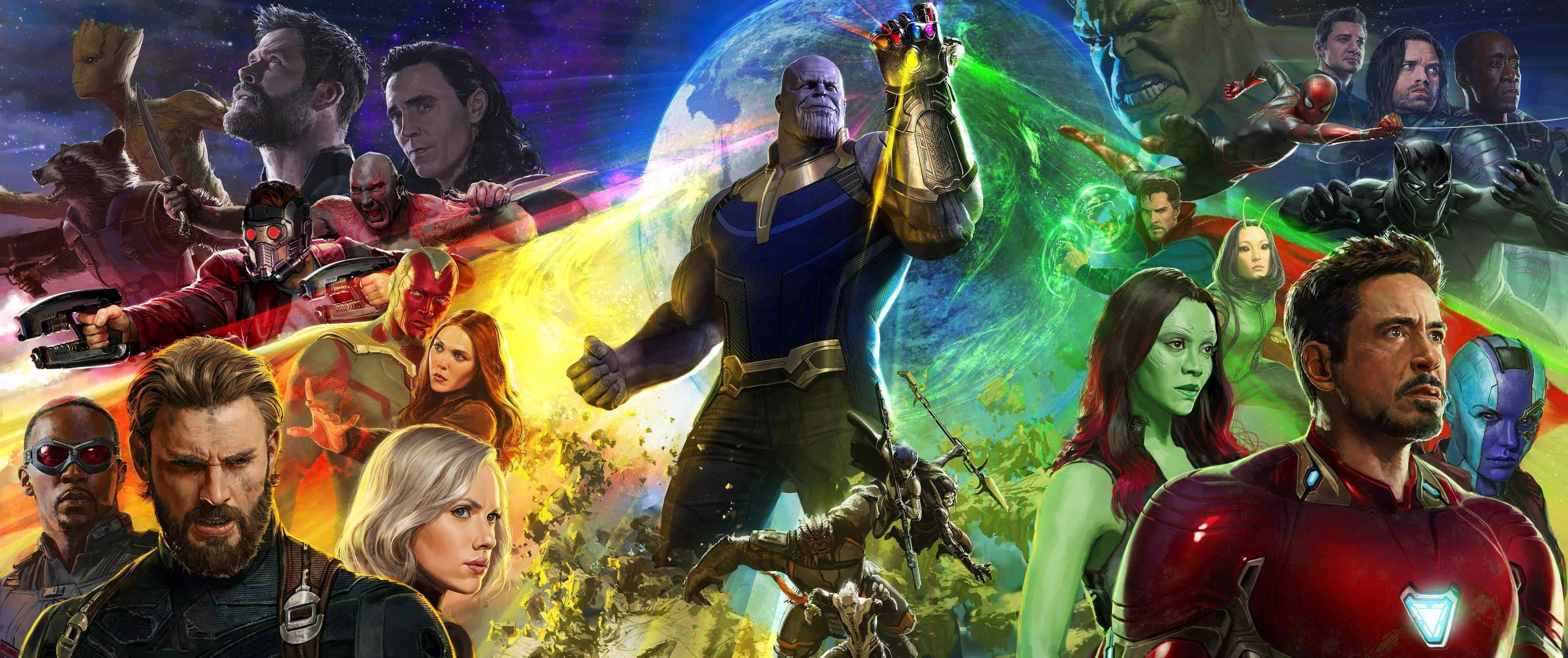 What You Need To Know Before You See Infinity War