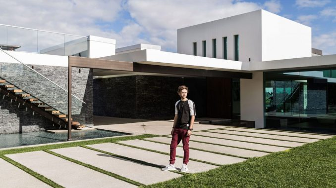 Inside Zedd's $16 Million Mansion