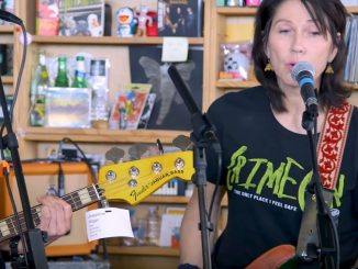 The Breeders Are Back! See Them Perform Live At Tiny Desk.