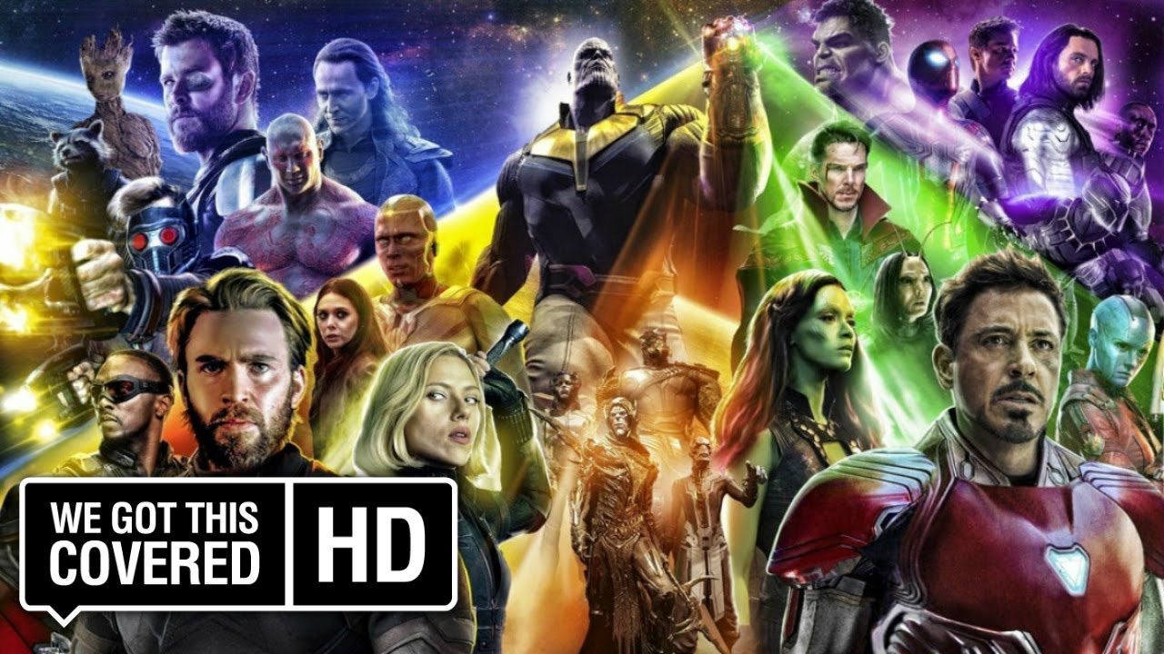 Every Marvel Movie Ranked Worst To Best