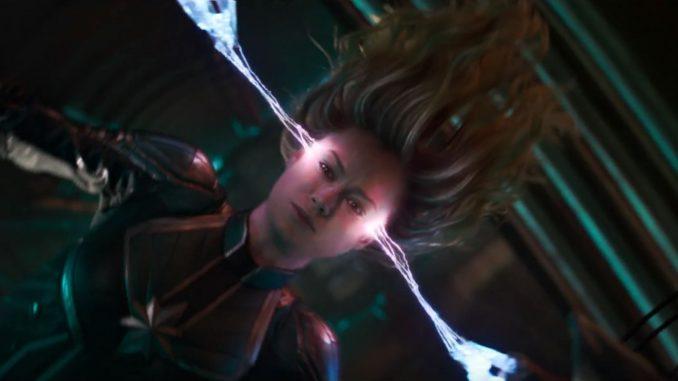 It Has Arrived! Marvel Studios' Captain Marvel - Official Trailer