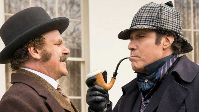 Holmes & Watson Trailer Featuring Will Ferrell And John C. Reilly