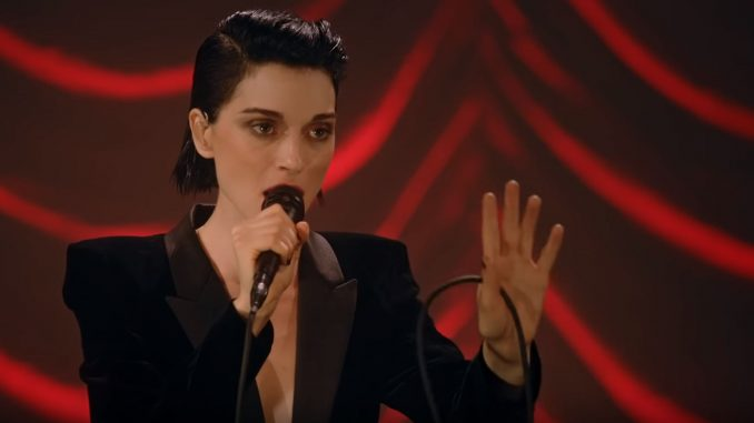 St. Vincent - Savior (piano version) Official Video