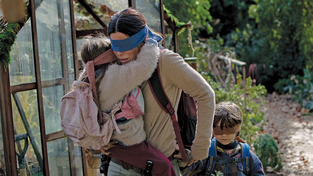 Honest Trailers - Bird Box