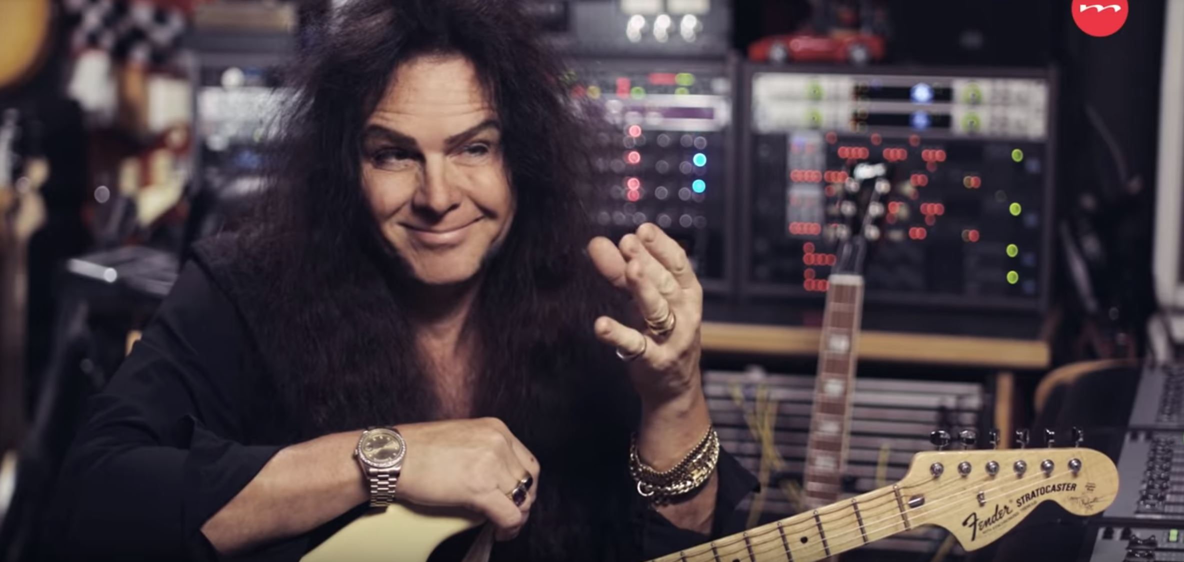 Legendary Guitar Shredder Yngwie Malmsteen Speaks About His New Blues Album