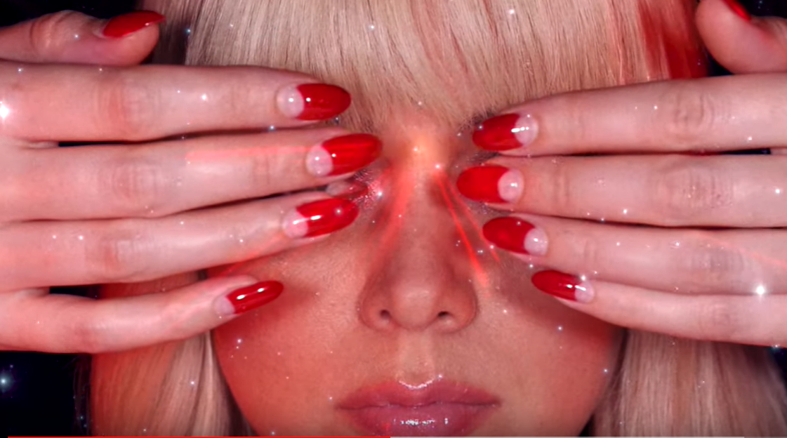 "New From CHROMATICS ""I WANT TO BE ALONE"" Video"