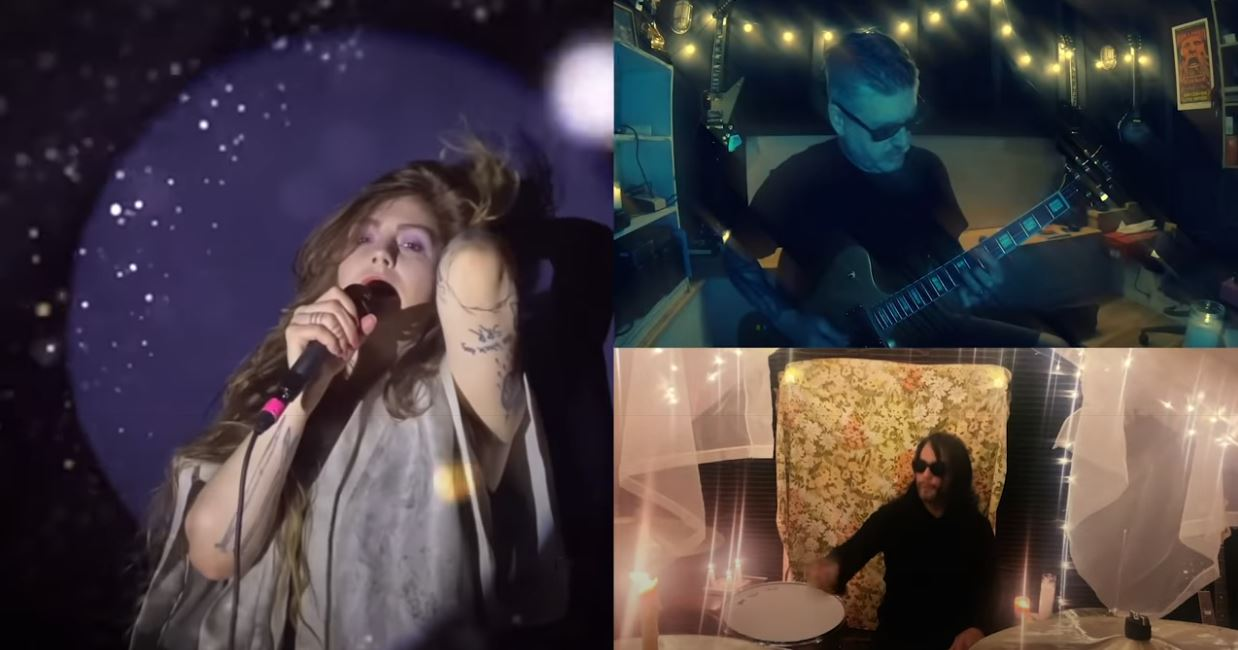 "SEE THE COVER VERSION OF KATE BUSH'S ""RUNNING UP THAT HILL BY EMMA RUTH RUNDLE, MASTODON AND YOB"