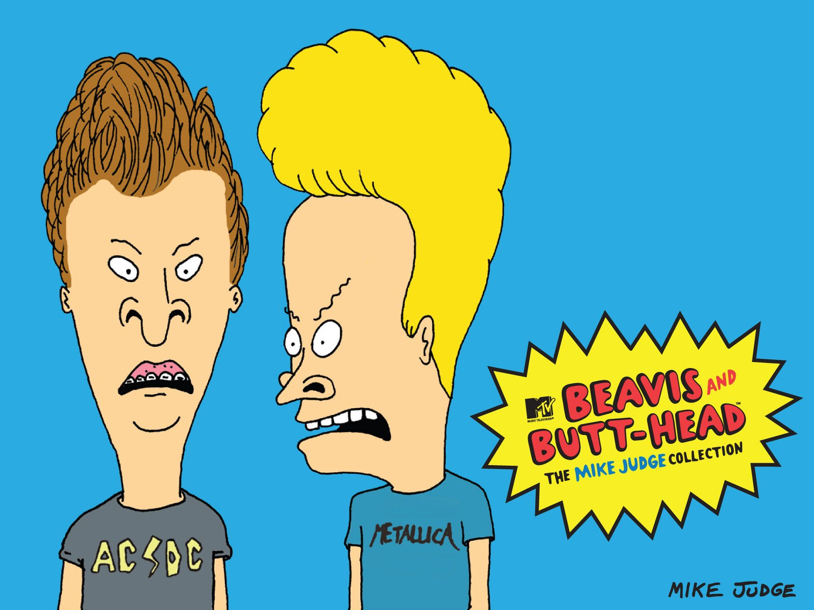 Beavis and Butt-Head Is Coming Back!