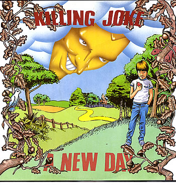Throwback Thursday: Killing Joke-A New Day(30 years ago!)