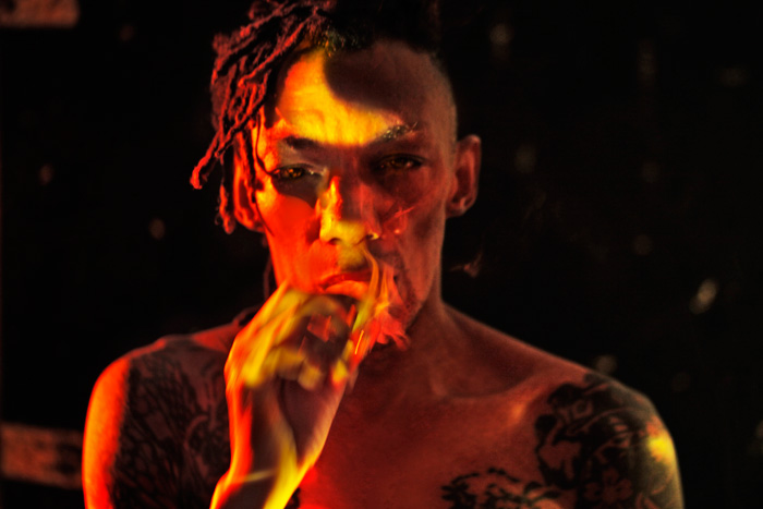 Tricky´s upcoming album 'Adrian Thaws'