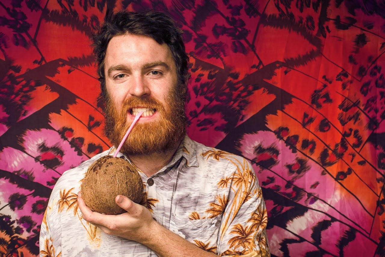 Chet Faker is a coconut