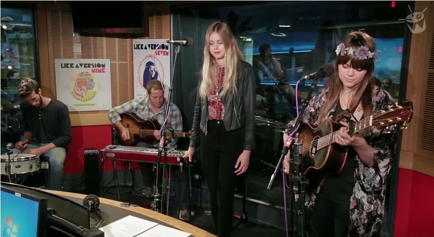 First Aid Kit Performs Excellent Version Of Jack White Song