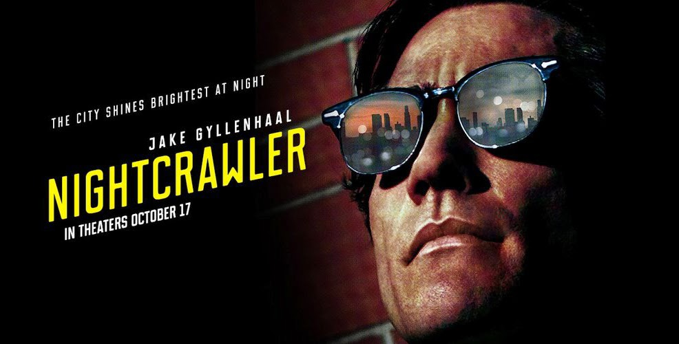 A Short Look At The Coming Nightcrawler Movie