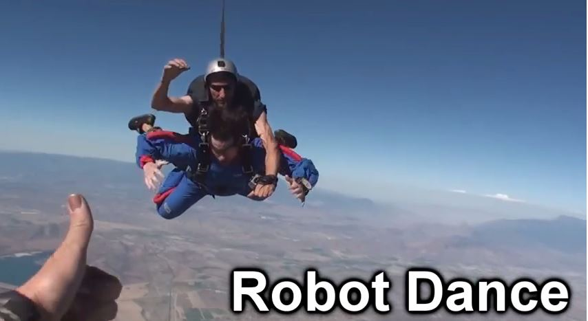 L.A. BEAST   SkyDiving For ALS Awareness (Ft. The Ice Bucket Challenge)